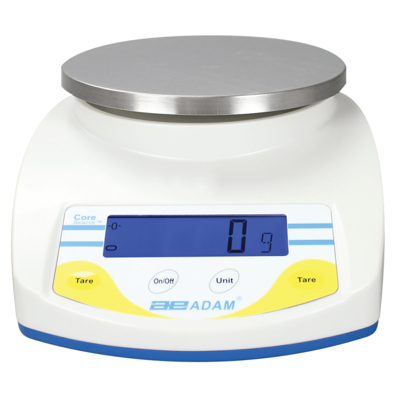 Core Portable CQT 2000 Precision Scale from Adam Equipment