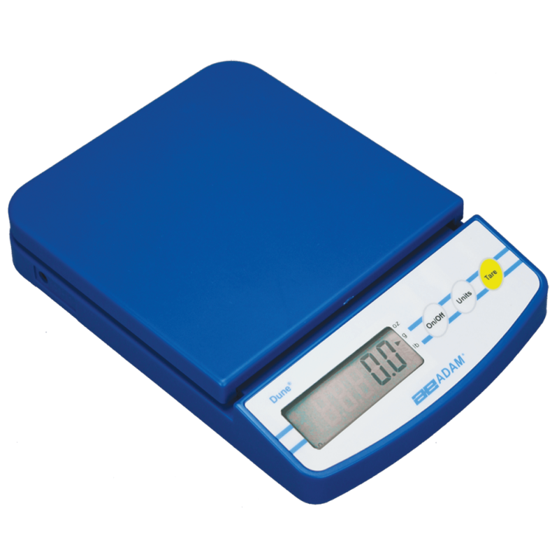 Dune Compact DCT 2000 Precision Scale from Adam Equipment Image