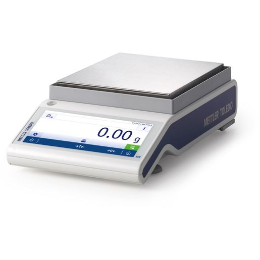 MS 12002TS/00 Precision Scale from Mettler Toledo Image