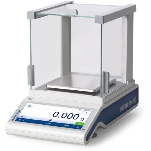 MS 603TS/A00 Precision Scale from Mettler Toledo Image