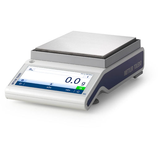 MS 8001TS/A00 Precision Scale from Mettler Toledo Image