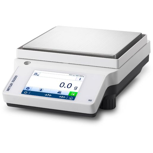 ME 4001TE/00 Precision Scale from Mettler Toledo Image