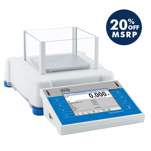 PS 1000.3Y Precision Balance from Radwag Image
