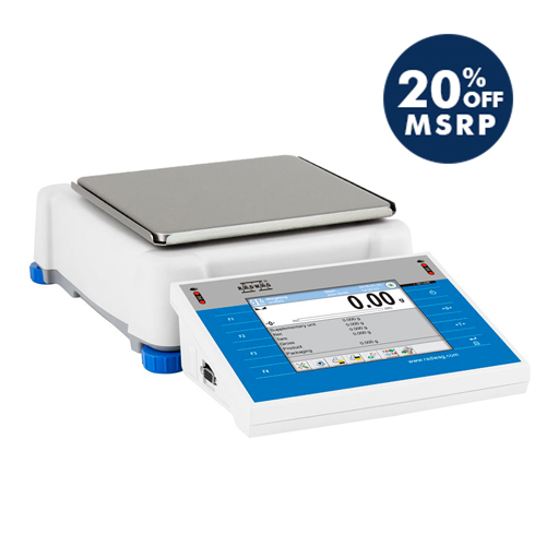 PS 6000.3Y Precision Balance from Radwag Image