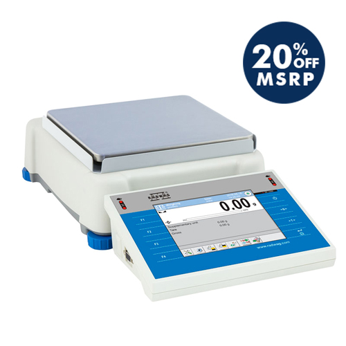 PS 6100.3Y Precision Balance from Radwag Image