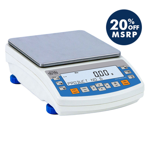 PS 4500.R2 Precision Balance from Radwag Image