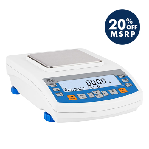 PS 1000.R1 Precision Balance from Radwag Image