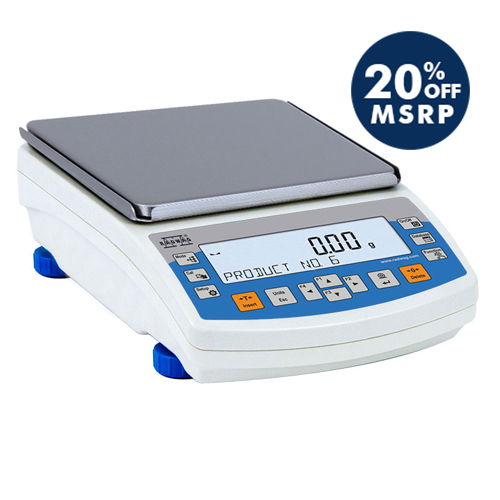 PS 6000.R1 Precision Balance from Radwag Image