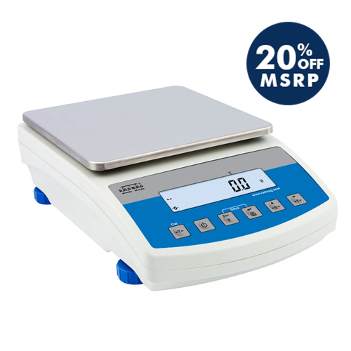WLC 10/A2 Precision Balance from Radwag Image