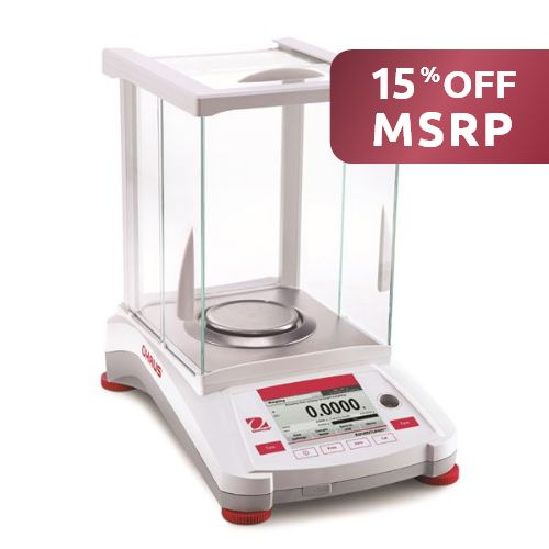 Adventurer AX124 Analytical Balance from Ohaus Image