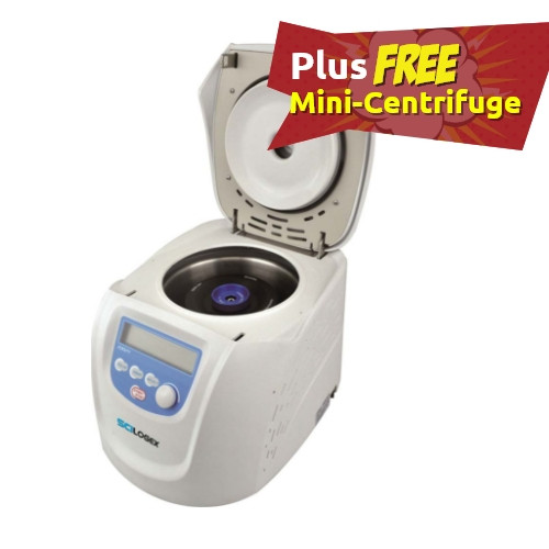 D3024 MicroCentrifuge from Scilogex Image