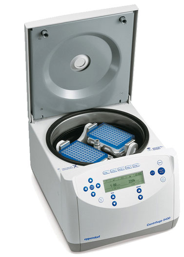 5430 MicroCentrifuge from Eppendorf Image