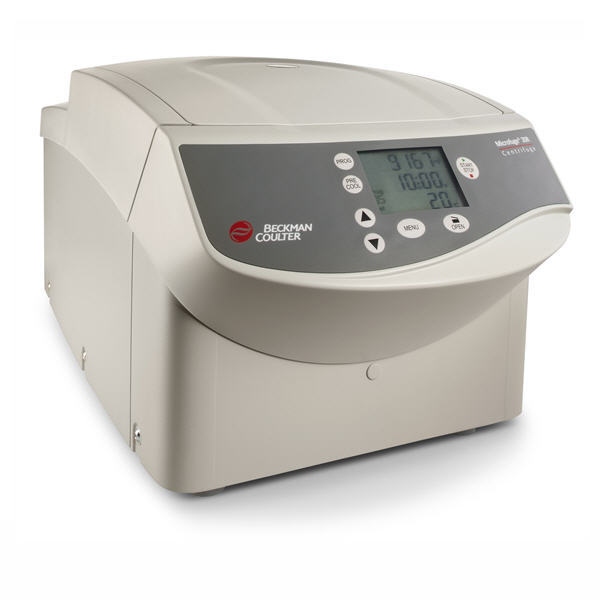 Microfuge 20 MicroCentrifuge from Beckman Coulter Image