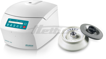 Mikro 185 Microliter Tube Package 24 Bio-Containment MicroCentrifuge from Hettich Image
