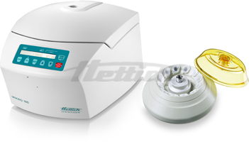 Mikro 185 Pediatric Tube Package 12 MicroCentrifuge from Hettich Image