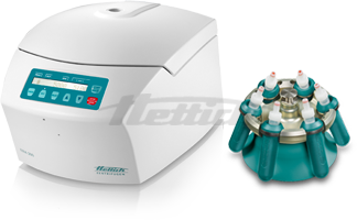 EBA 280S (High Performance) Blood Tube Package 6 MicroCentrifuge from Hettich Image