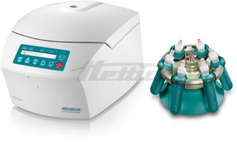 EBA 280S (High Performance) Pediatric Tube Package MicroCentrifuge from Hettich Image