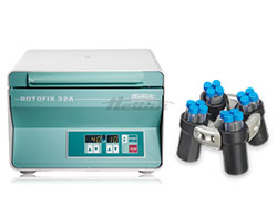 Rotofix 32A Cell Culture Package 4 Centrifuge from Hettich Image