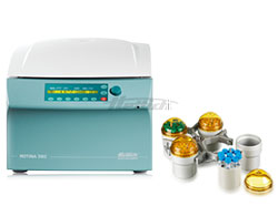Rotina 380 Blood Tube Package 4 Centrifuge from Hettich