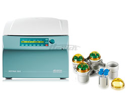 Rotina 380R Cell Culture Package 4 Centrifuge from Hettich Image
