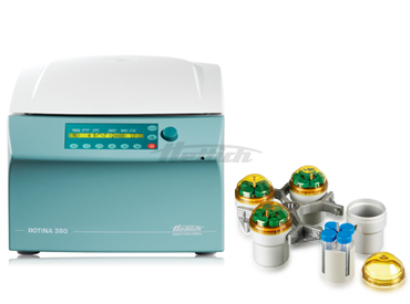 Rotina 380R Cell Culture Package 2 Centrifuge from Hettich Image