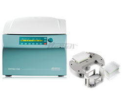 Rotina 380R Plate Package Centrifuge from Hettich Image