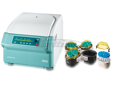 Rotanta 460R Cell Culture Package High Capacity Centrifuge from Hettich Image