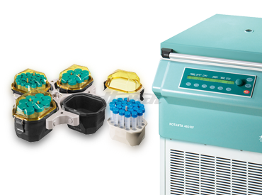 Rotanta 460RF Cell Culture Package High Capacity Centrifuge from Hettich