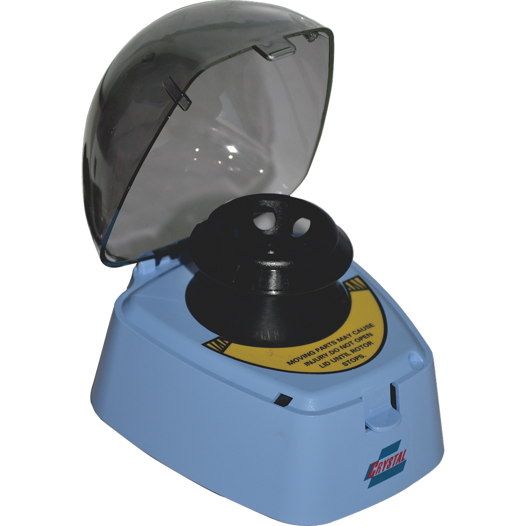 MLX-110E Mini Centrifuge from Crystal Image