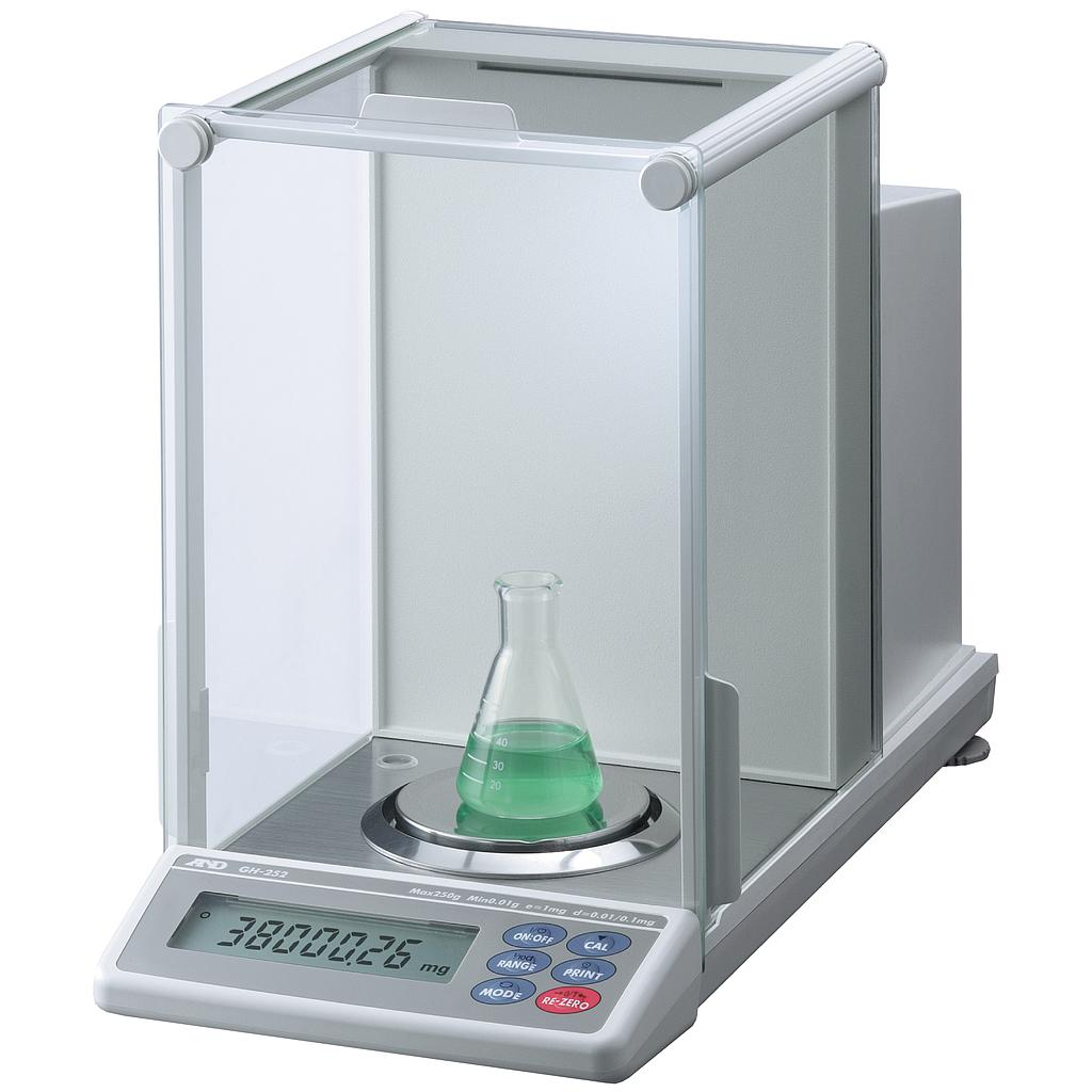 GH-200 Analytical Balance from A&D Weighing Image