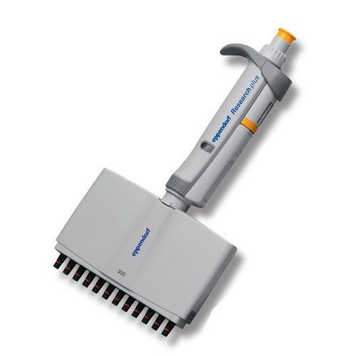 Eppendorf Research plus Adjustable 12-Channel 30 Pipette from Eppendorf Image