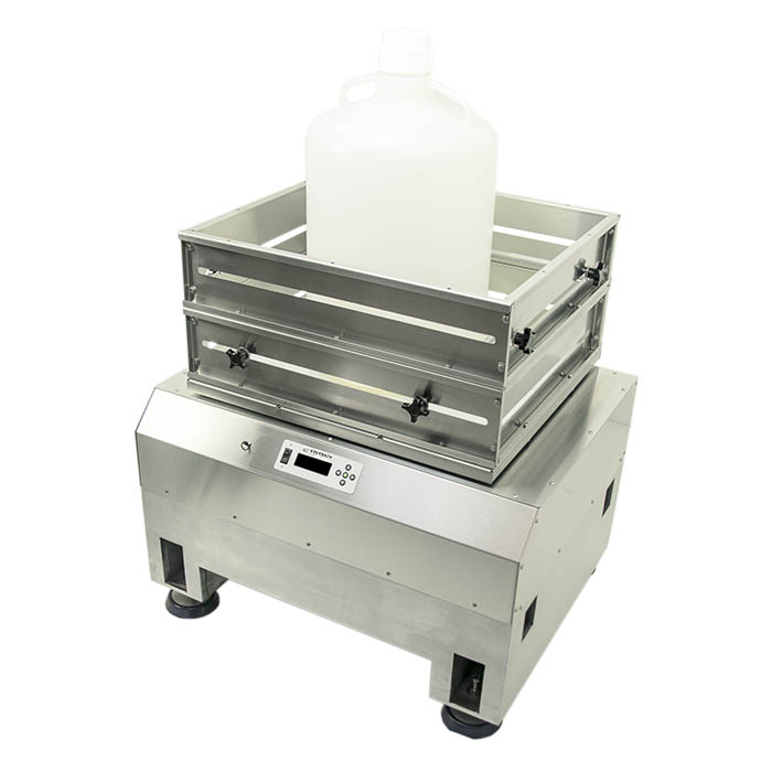 E6145.IS.S Stainless Steel Large Orbital Shaker 115V from Eberbach