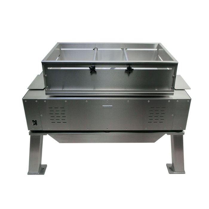 E5902.HD.SS Stainless Steel Heavy Duty Reciprocating Shaker 115V from Eberbach Image