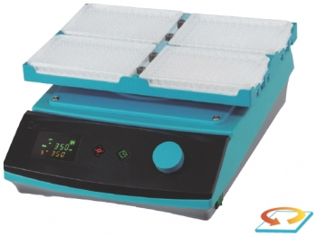 CPS-350 Microplate shaker from Jeio Tech Image