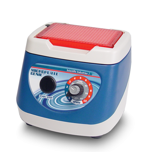 SI-0400 MicroPlate Genie Shaker from Scientific Industries