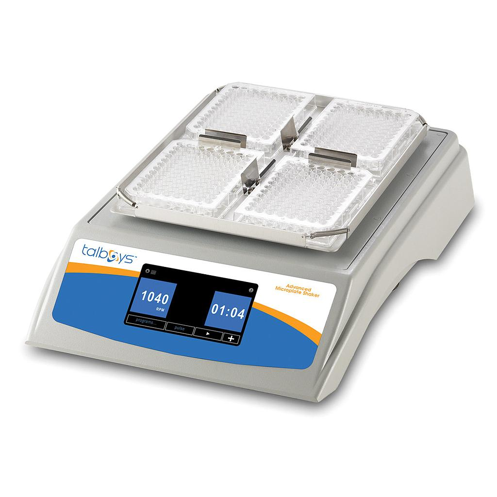 Advanced Touch 1000MP Microplate Shaker with NIST Traceable Certificate 120V from Troemner