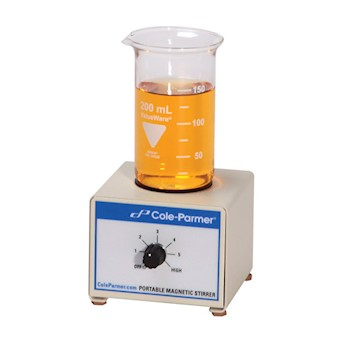 Battery-Powered Magnetic Stirrer from Cole-Parmer Image