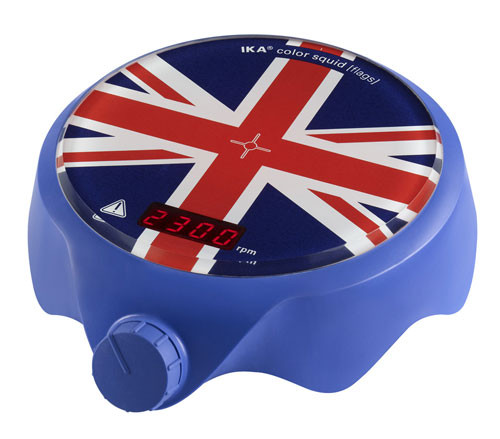 Color Squid Union Jack from IKA