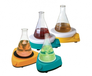 MS-12T Magnetic Stirrer Orange from Jeio Tech Image
