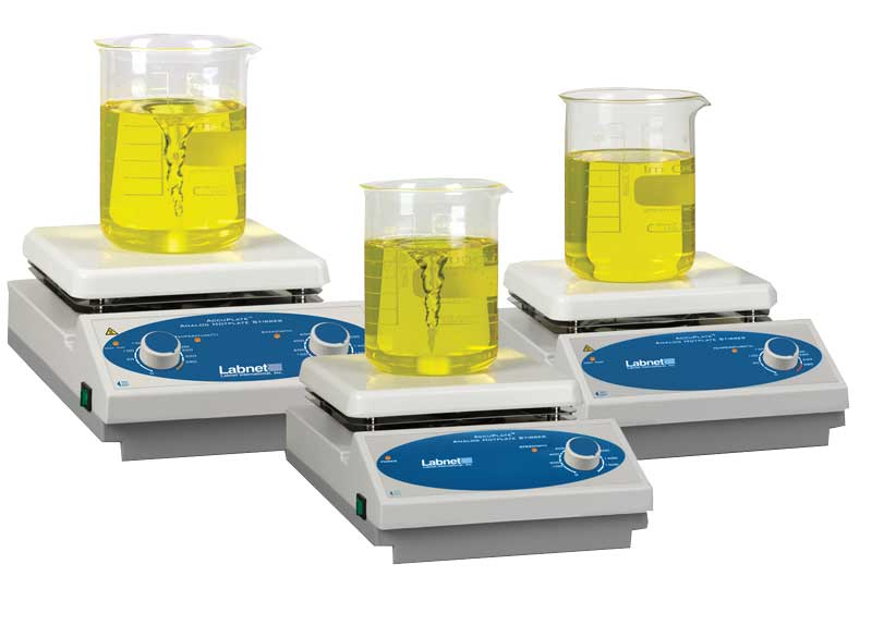 AccuPlate Analog Magnetic Stirrer from Labnet International Image