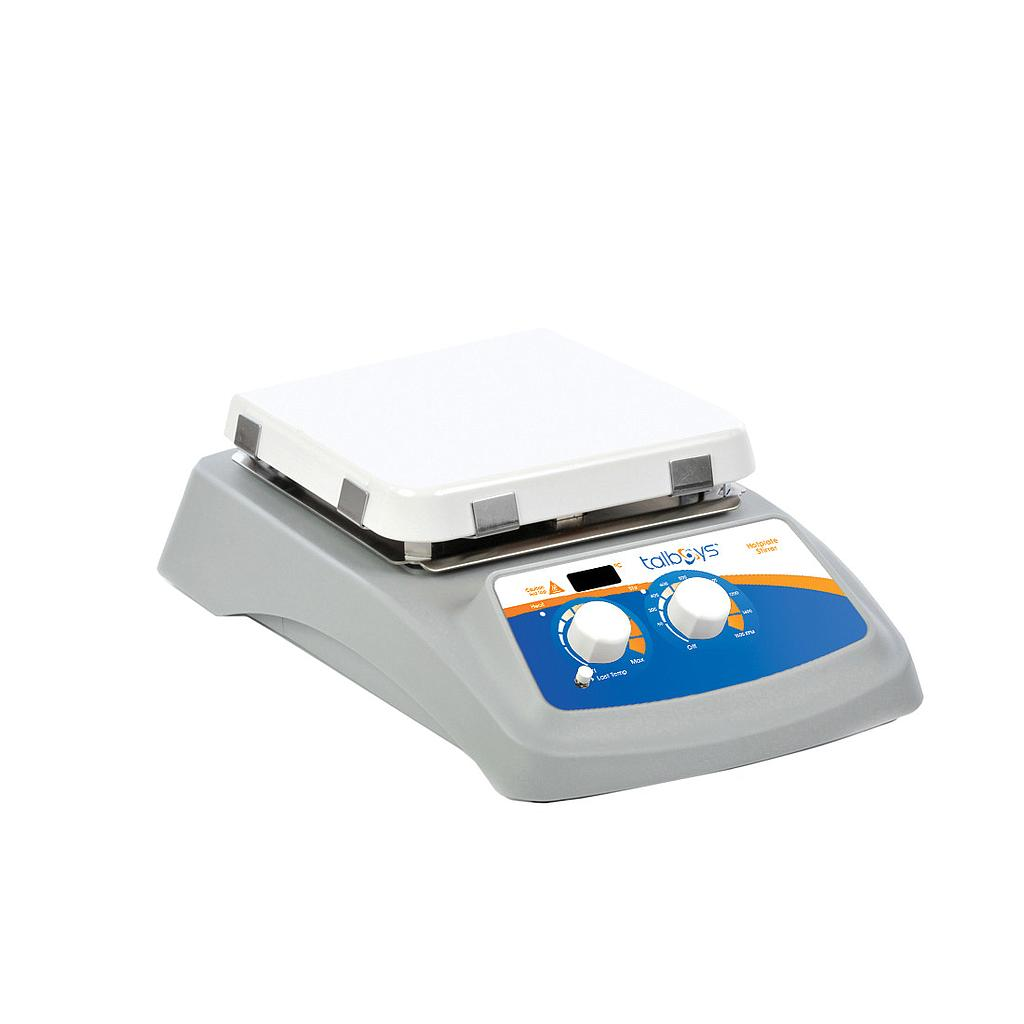 7 x 7 Advanced Ceramic Top Hotplate-Stirrer from Troemner Image