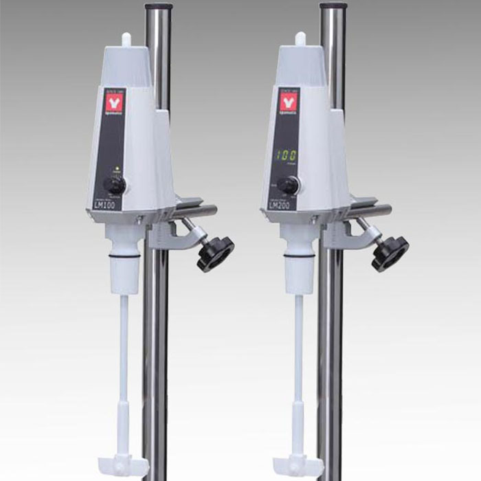 LT400D High Speed Laboratory Stirrer from Yamato Scientific America