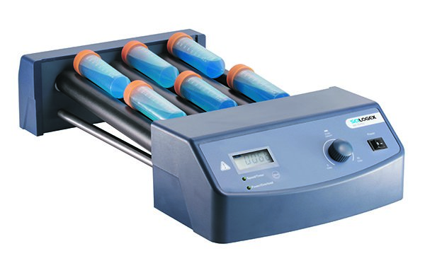 MX-T6-Pro LCD Digital Tube Roller from Scilogex Image