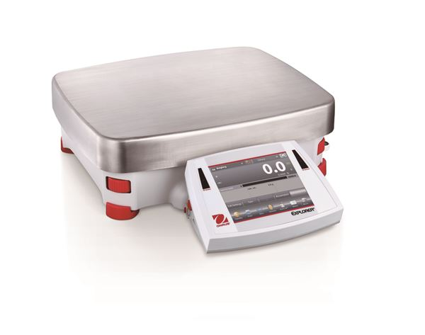 Explorer EX24001 High Capacity Precision Scale from Ohaus Image