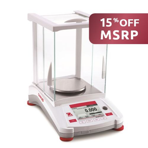 Adventurer AX423 Precision Scale from Ohaus Image