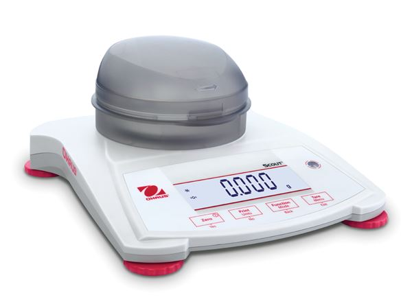 Scout SPX123 Portable Balance from Ohaus Image