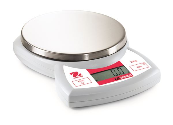 CS200 Portable Balance from Ohaus Image