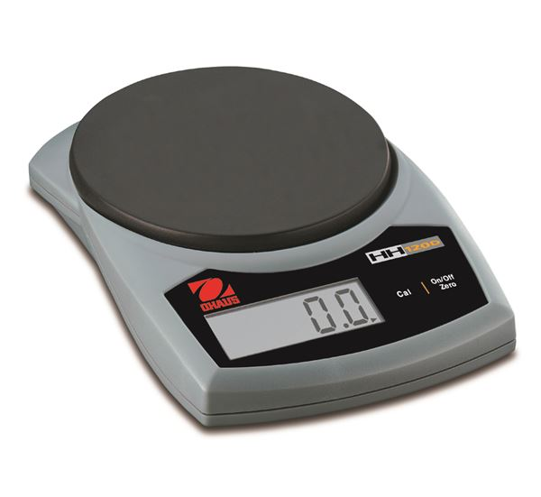 HH120D Portable Balance from Ohaus Image