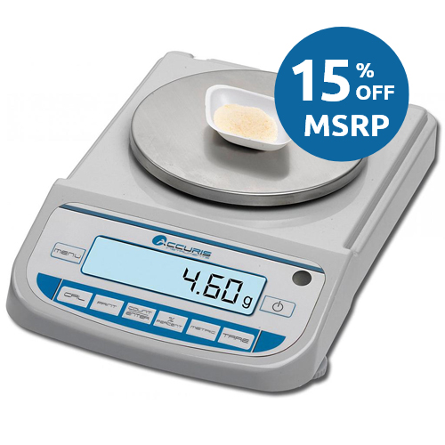 W3200-320 Precision Scale from Accuris