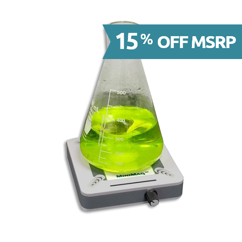 S1005 MiniMag Mini Magnetic Stirrer from Benchmark Scientific
